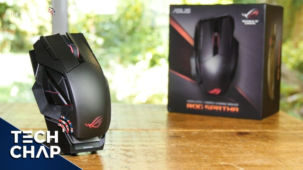 ASUS ROG Spatha Mouse Review – Ultimate Gaming Mouse?