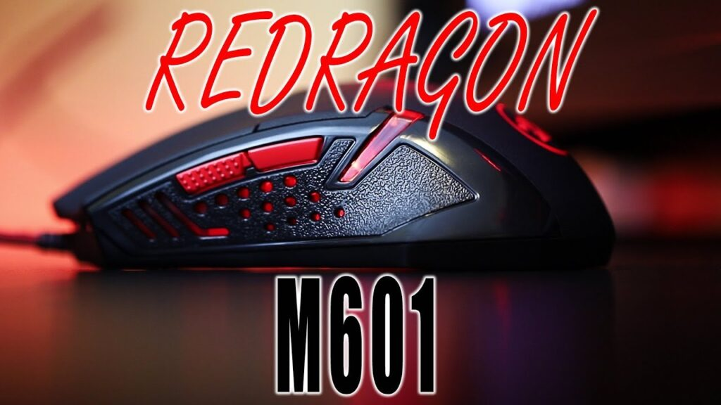 Best Affordable Gaming Mouse? – Red Dragon M601 – 2018 Gaming Mouse Review