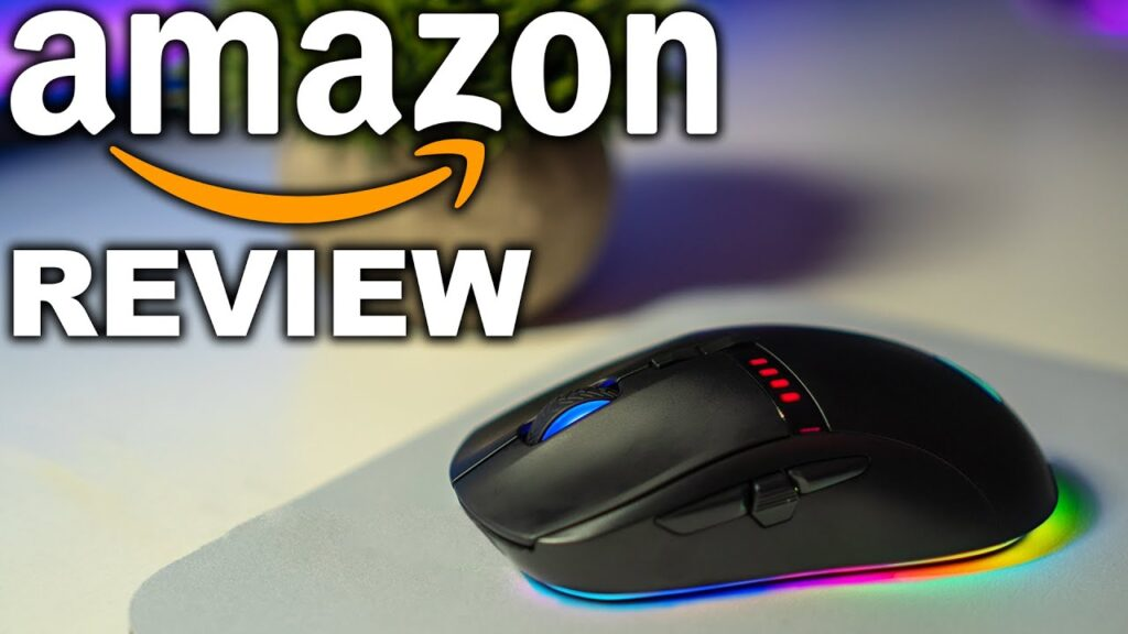 Best Gaming Mouse Under $20 on AMAZON