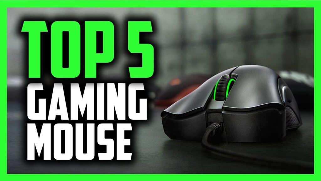 Best Gaming Mouse in 2020 – 5 Wired & Wireless Picks