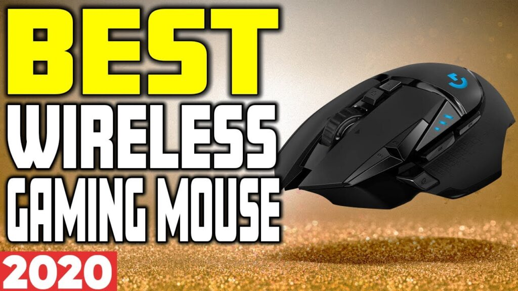 Best Wireless Gaming Mouse in 2020