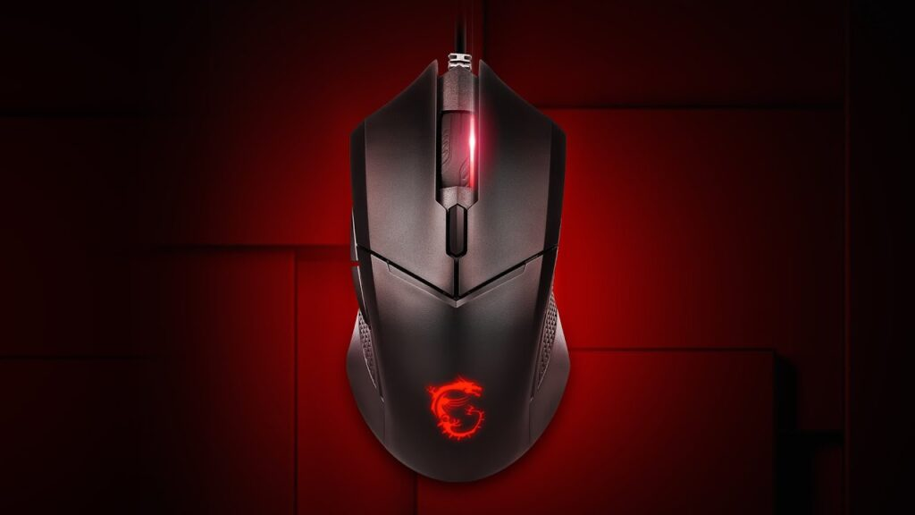 CLUTCH GM08 GAMING MOUSE: Game with Unrivaled Comfort | Gaming Gear | MSI
