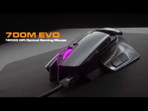 COUGAR 700M EVO – 16000 DPI Optical Gaming Mouse