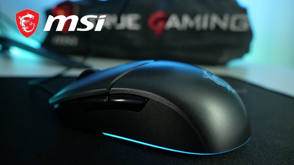 Clutch GM11 Gaming Mouse: Light Up The Battlefield| Gaming Gear| MSI