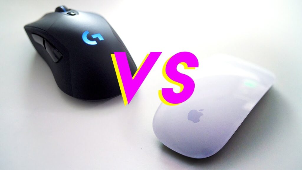 Gaming Mouse vs Apple Magic Mouse – Who Wins?