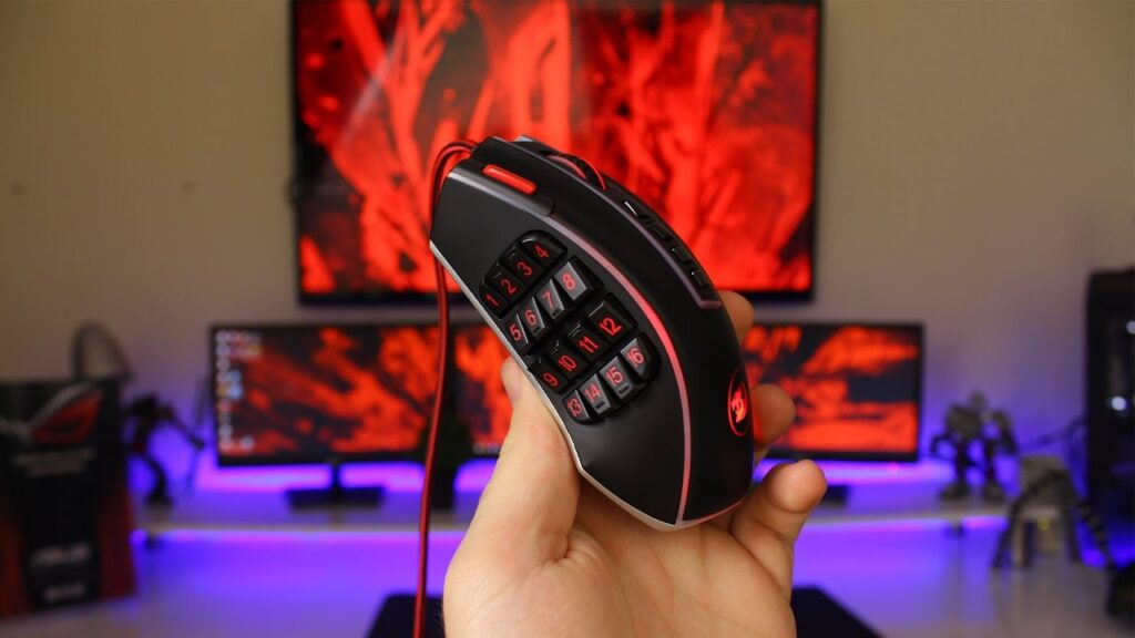 Great Budget MMO Gaming Mouse – Redragon Legend M990 Rview
