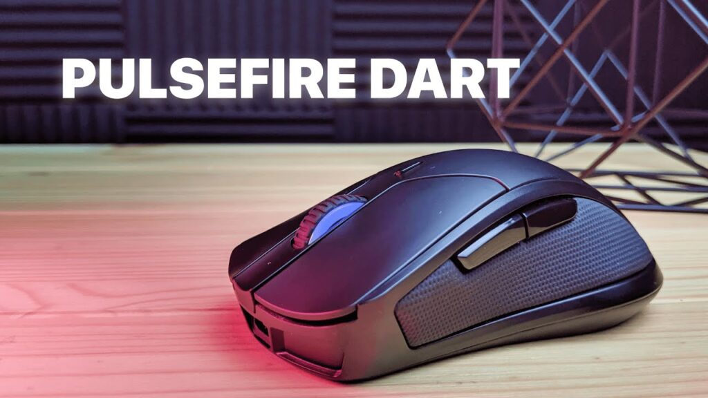 HyperX Pulsefire Dart Gaming Mouse Review