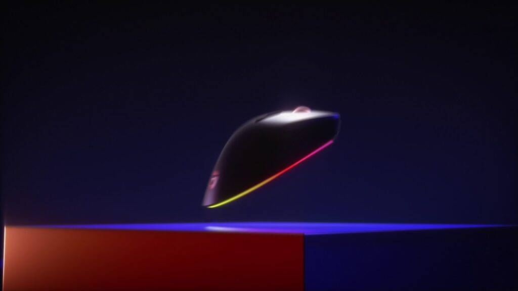 Lenovo Legion M500 RGB Gaming Mouse Product Tour
