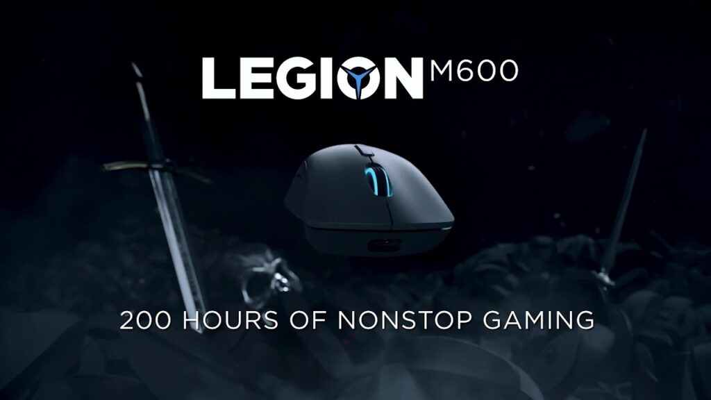 Lenovo Legion M600 Wireless Gaming Mouse | Relentless