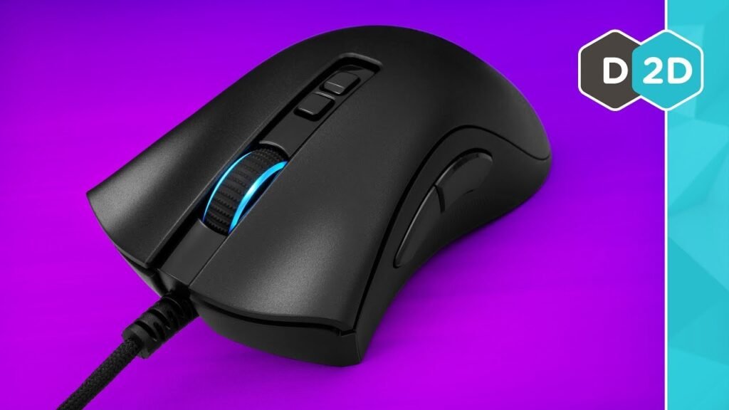 NEW Razer DeathAdder Gaming Mouse