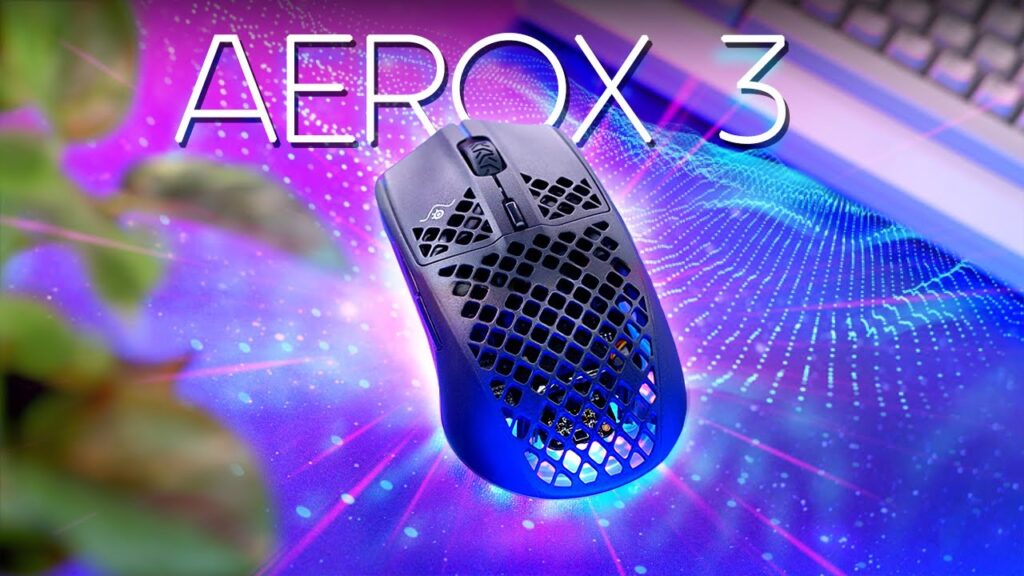 NEW SteelSeries Aerox 3 Wireless Mouse is LEGIT!
