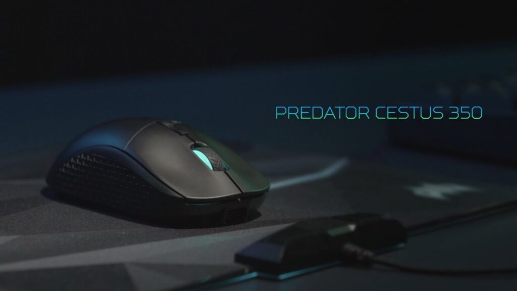 Predator Cestus 350 Wireless Gaming Mouse | Predator