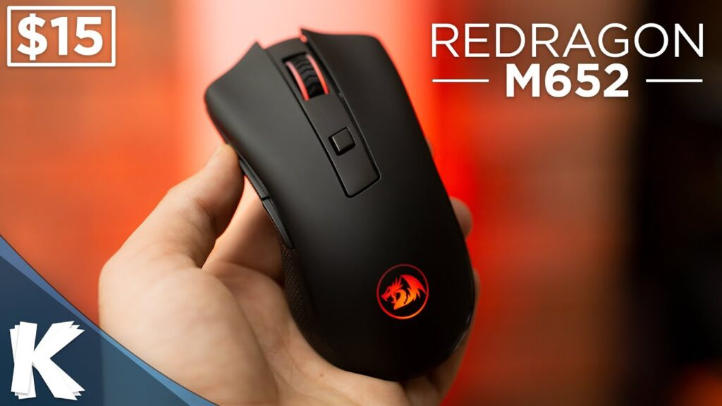 REDRAGON M652 Wireless Gaming Mouse | Update: Adjust Your Polling Rate!