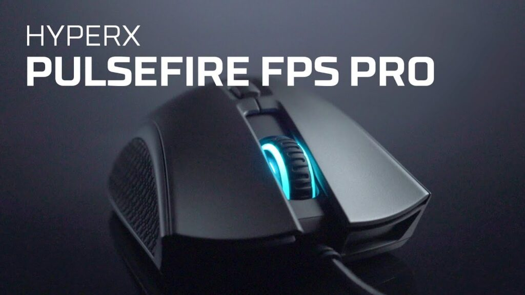 RGB Gaming Mouse – HyperX Pulsefire FPS Pro