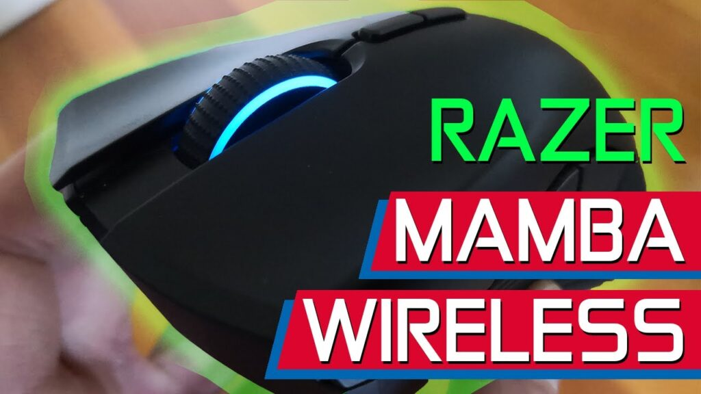 Razer Mamba Wireless Gaming Mouse Review (In 2020)