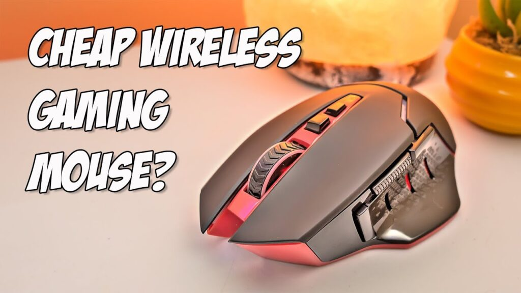 Redragon Mirage M690 Review – Cheap Wireless Gaming Mouse