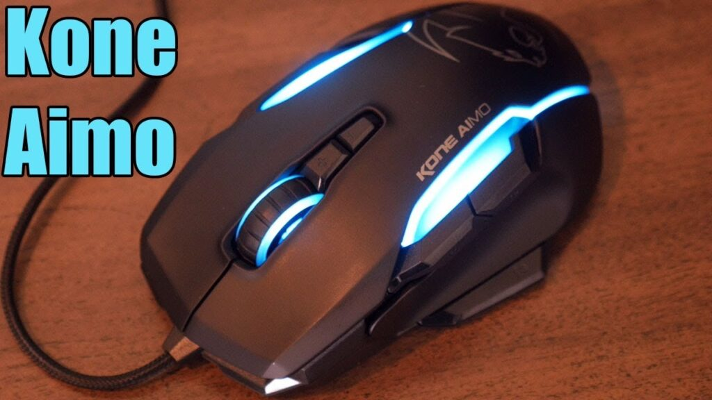Roccat Kone Aimo Gaming Mouse Review After 3 Weeks