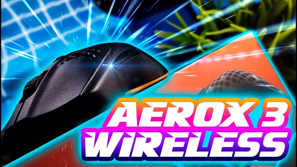 Steelseries Aerox 3 Wireless Gaming Mouse Review: COULD Have Been the ONE!