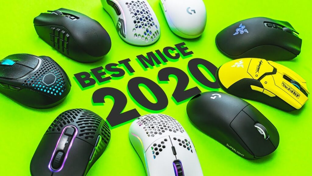 The Best Gaming Mice of 2020 – From Actual Gamers!