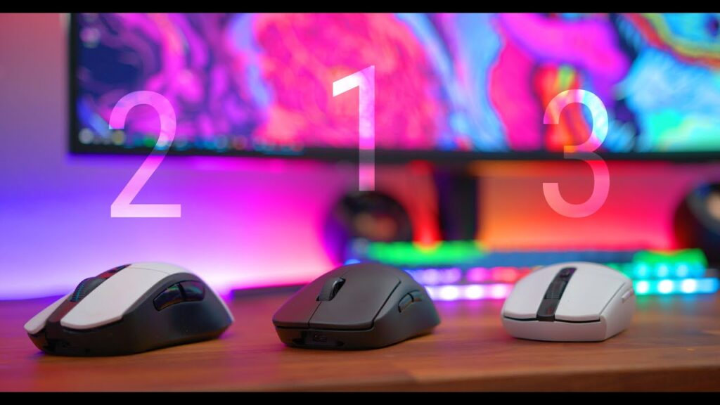 Top 3 Logitech Gaming Mice 2019! Dear Logitech..