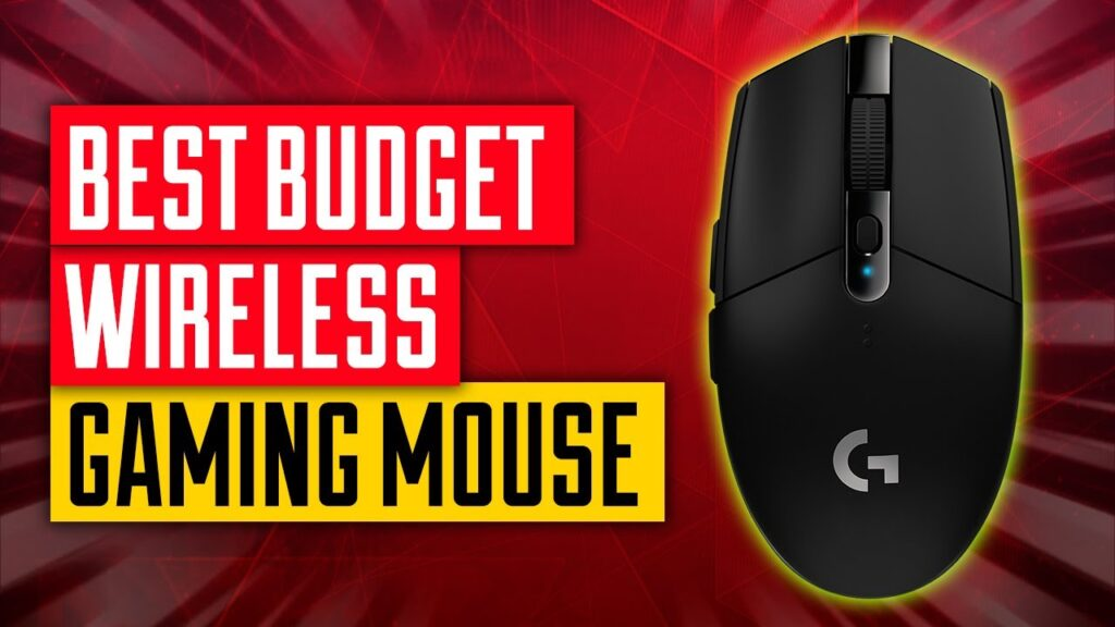 Top 5 Best Budget Wireless Gaming Mouse in 2020