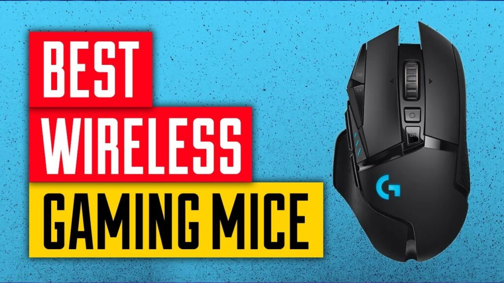 Top 5 Best Wireless Gaming Mouse in 2020