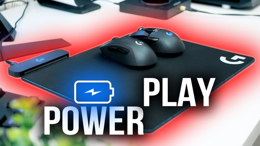 Wireless CHARGING for Gaming Mice? — Logitech G PowerPlay Review