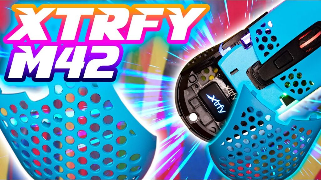 Xtrfy M42 Gaming Mouse Review: THIS is How You Do It!